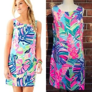 Lily Pulitzer Exotic Garden Shift Dress